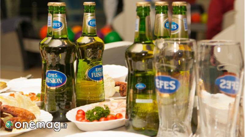La birra Efes