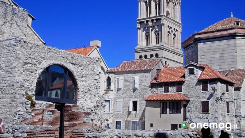 Cosa vedere a Spalato, la Cattedrale di San Doimo