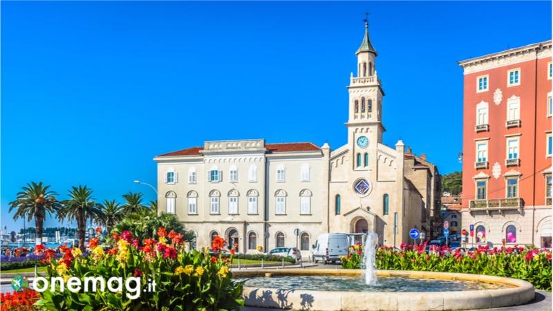 Cosa vedere a Spalato, la Chiesa di San Francesco