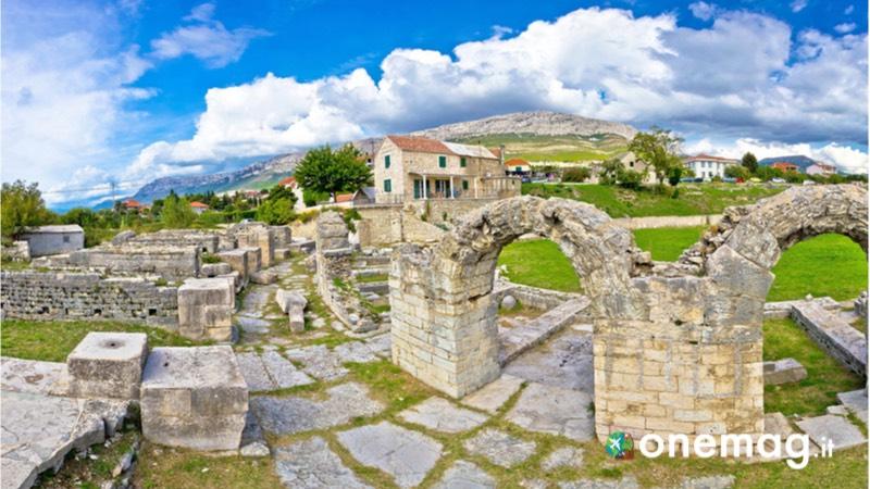 Cosa vedere a Spalato, le rovine di Salona