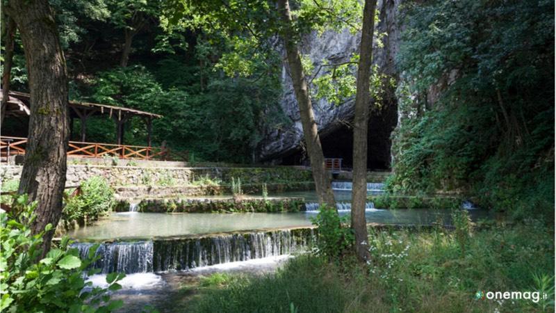 La grotta Petnica a Valjevo in Serbia