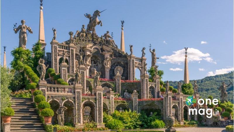 Cosa vedere sul Lago Maggiore, veduta monumento