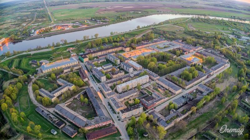 Visitare fortezza di Daugavpils