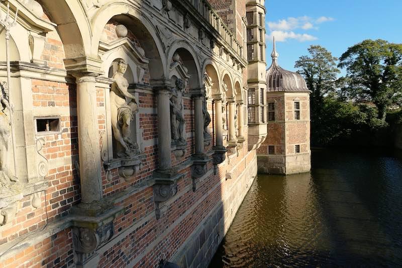 Il castello di Frederiksborg