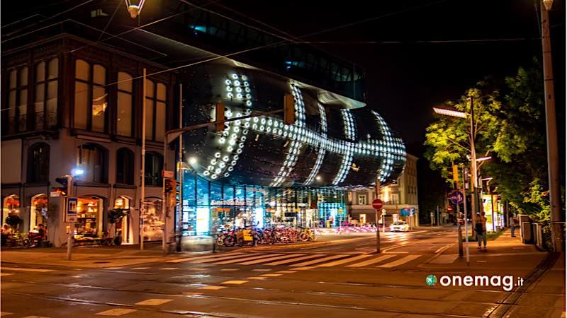 Cosa vedere a Graz, veduta notturna