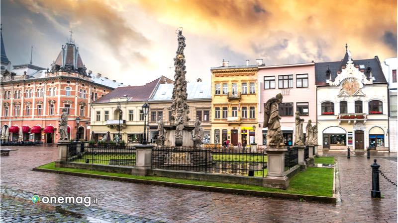 Kosice, centro storico