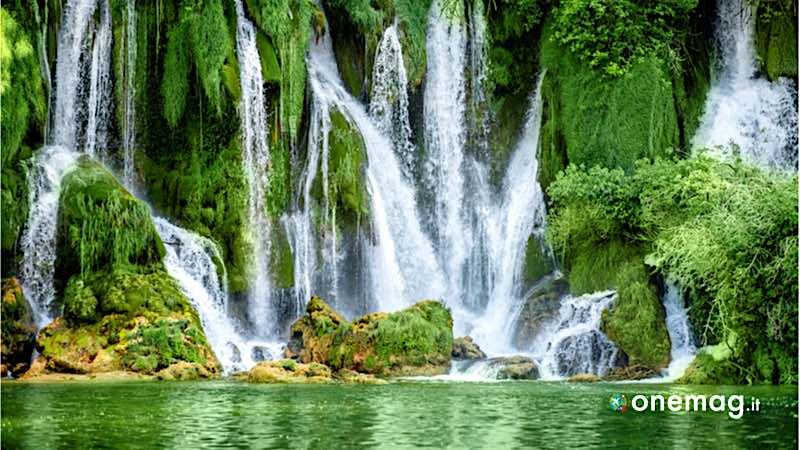 Le cascate di Kravice