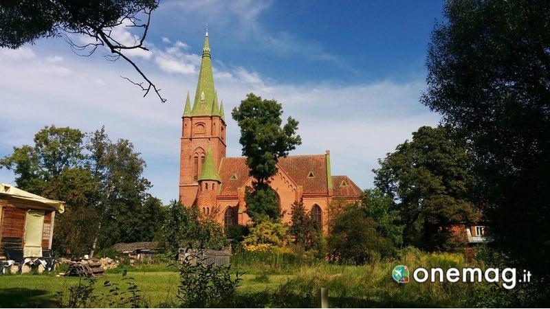 Chiesa di Santa Caterina, Kuldiga
