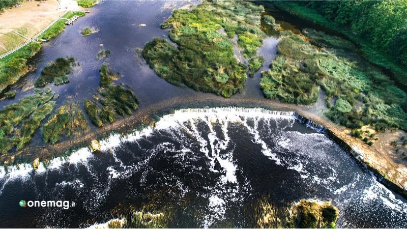 Kuldiga, la cascata Venta Rapid