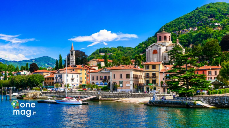 Lago Maggiore, Laveno Mombello