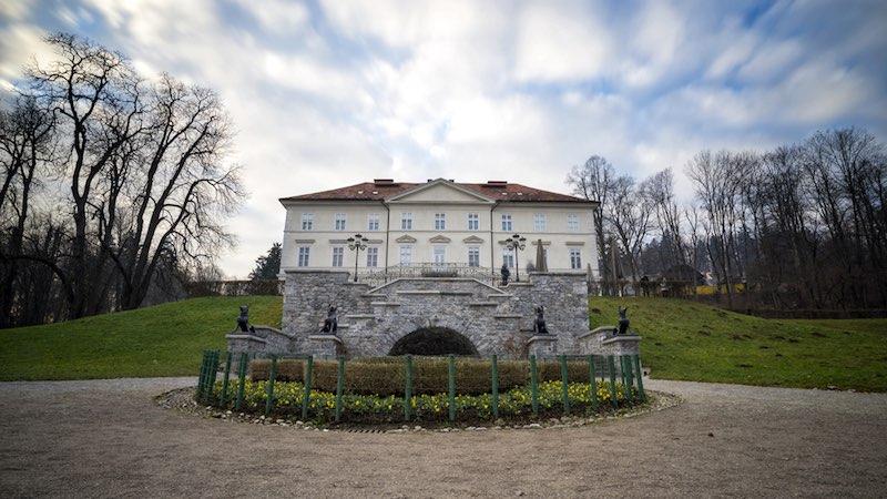 Cosa vedere a Lubiana, Tivolski Grad