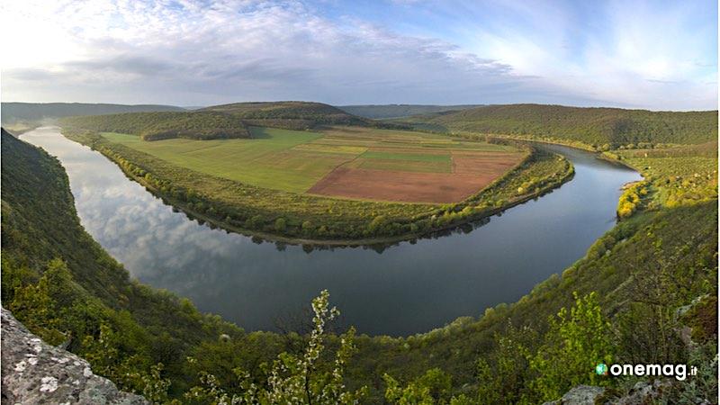 Orheiul Vechi, fiume Dnestr