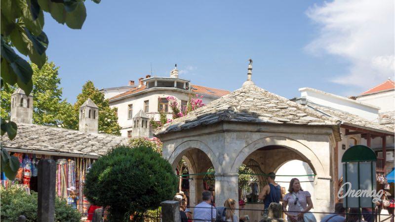 La Moschea Koski Mehmed Pasha di Mostar