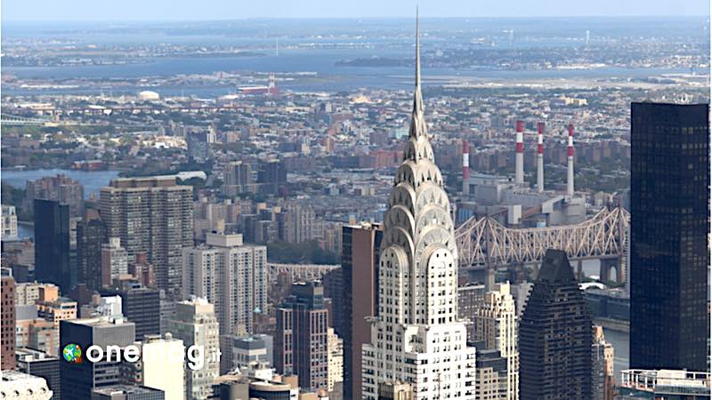 New York, Chrysler Building