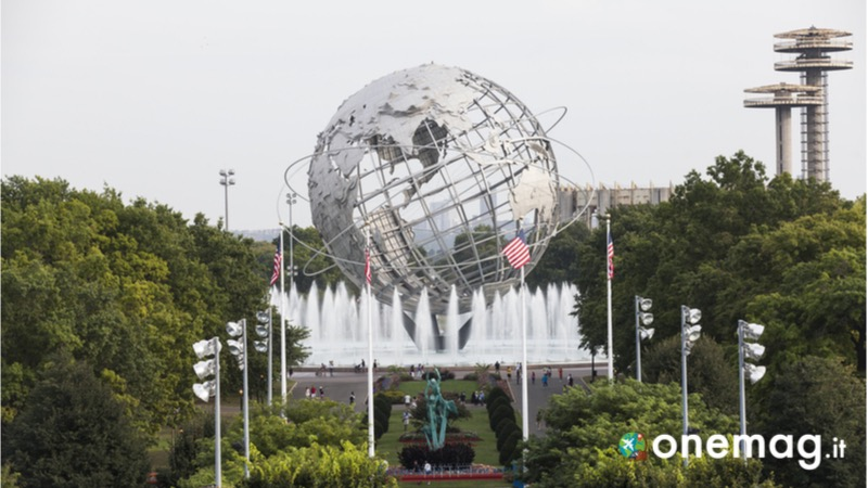 Flushing Meadows, Corona Park