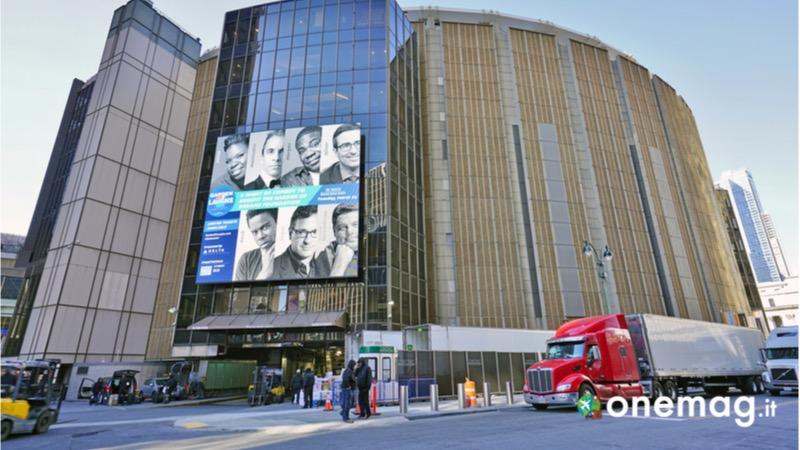 Madison Square Garden, New York