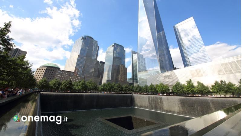 New York, memoriale 11 settembre