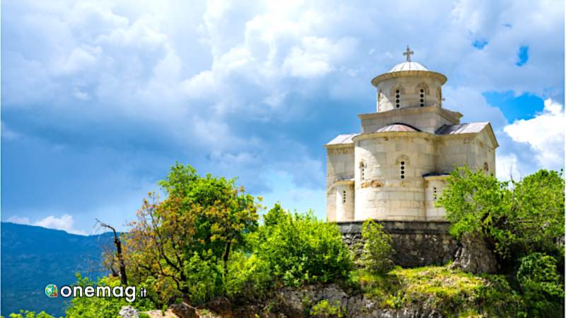 Niksic, chiesa ortodossa