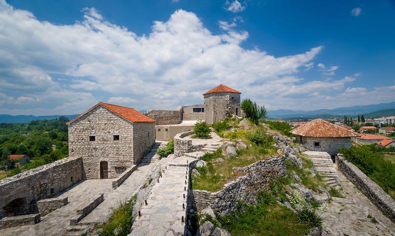 Visitare Niksic in Montenegro