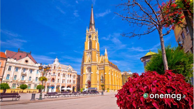 Chiesa cattolica del Sacro Cuore, Novi Sad