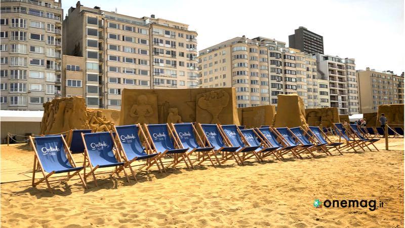 Ostenda, spiaggia