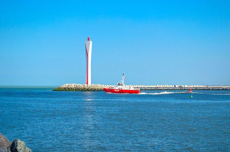 Ostenda, mare