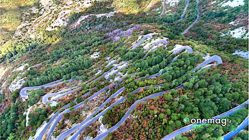 Strada del Parco Nazionale Lovcen