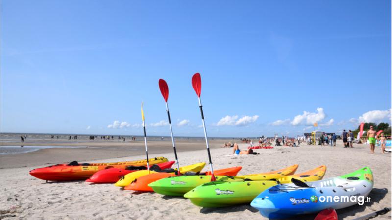 Le spiagge di Parnu