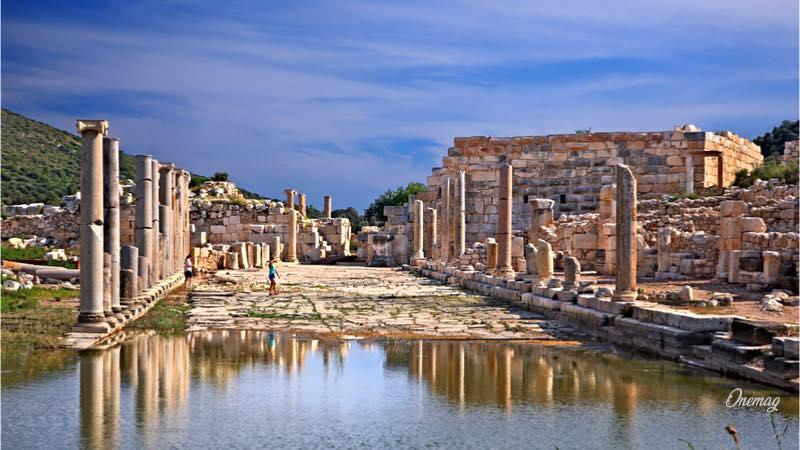 Patara, sito archeologico