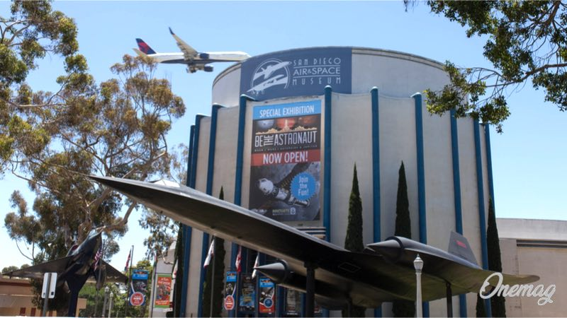 San Diego, Air & Space Museum