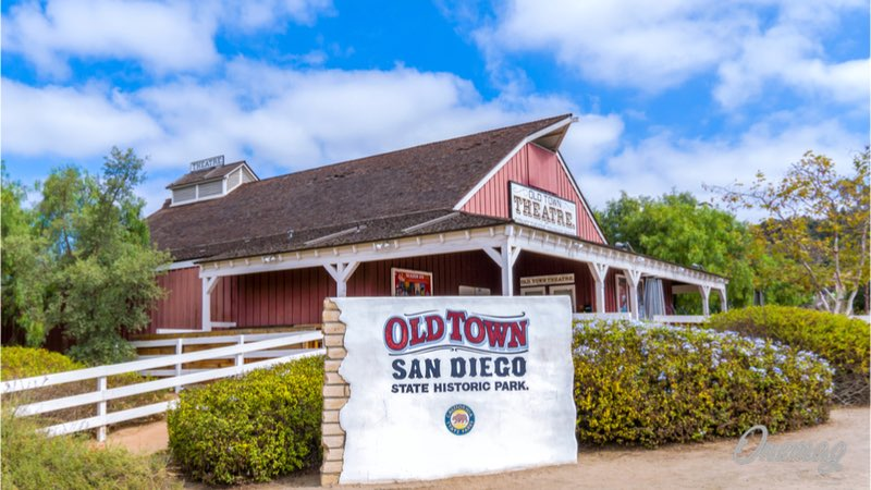 San Diego, Old Town