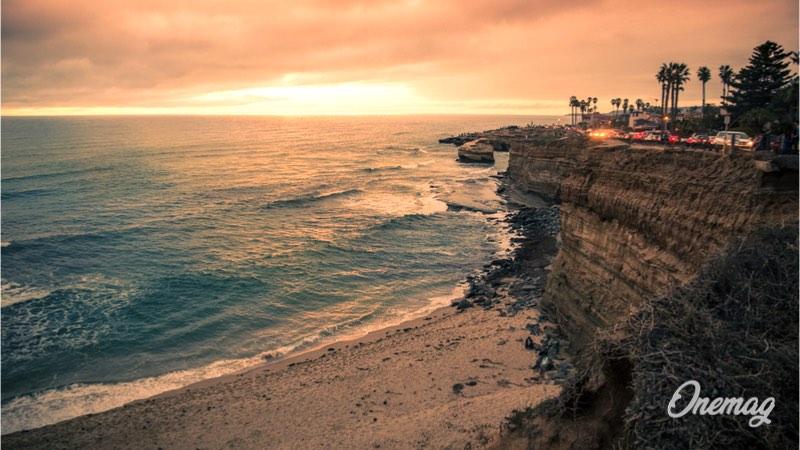 San Diego, Sunset Cliffs Natural Park