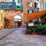 Siena, via centro storico