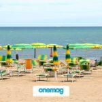 La spiaggia di Cattolica, il mare romagnolo