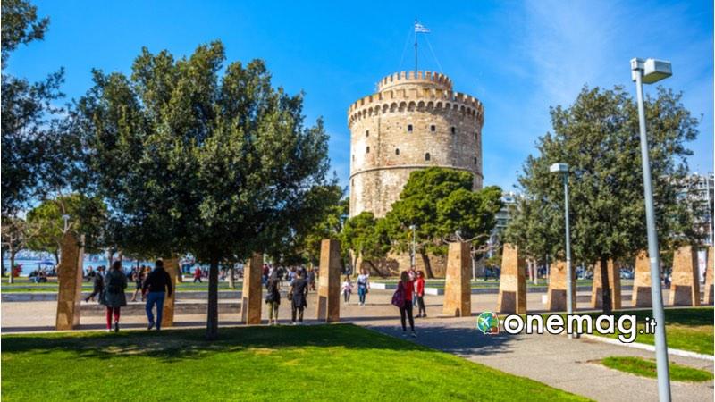 Cosa vedere a Salonicco, la Torre Bianca