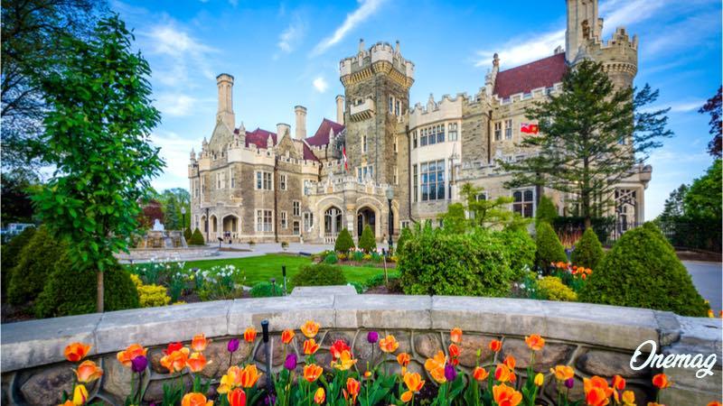 Guida turistica di Toronto, Casa Loma