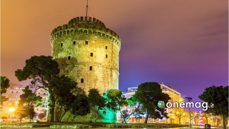 Quando visitare la Torre Bianca di Salonicco