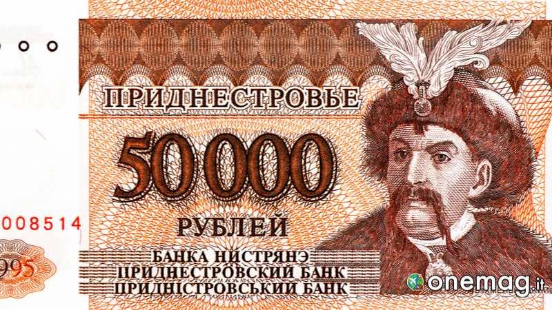 Valuta di Transnistria
