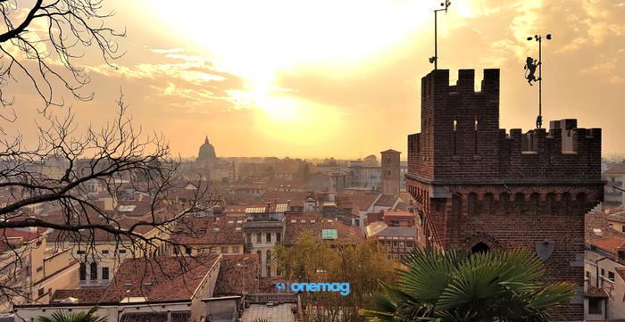 Cosa vedere a Udine, panorama