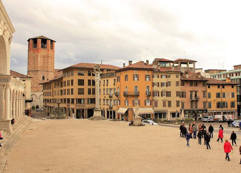 Udine, piazza