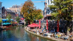 Canale Oudegracht