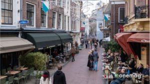 Via centrale di Utrecht