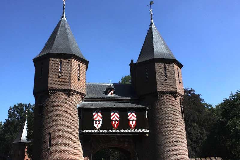 Utrecht, castello