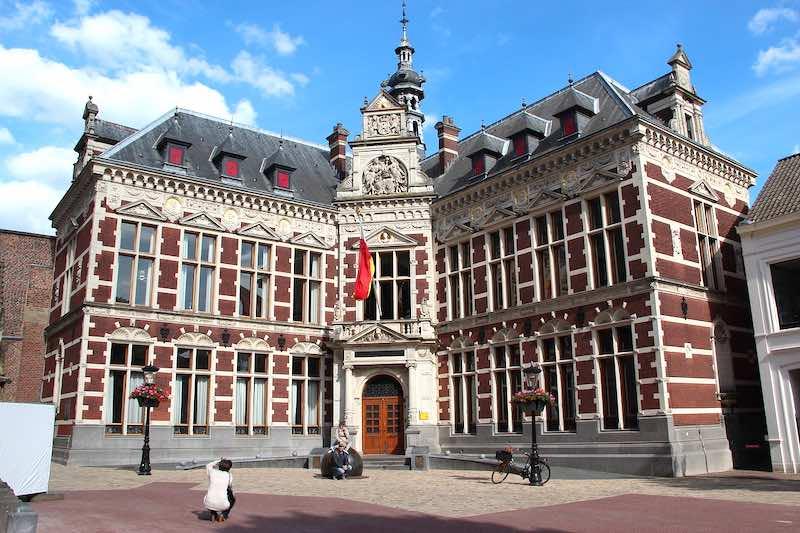 Utrecht, edificio