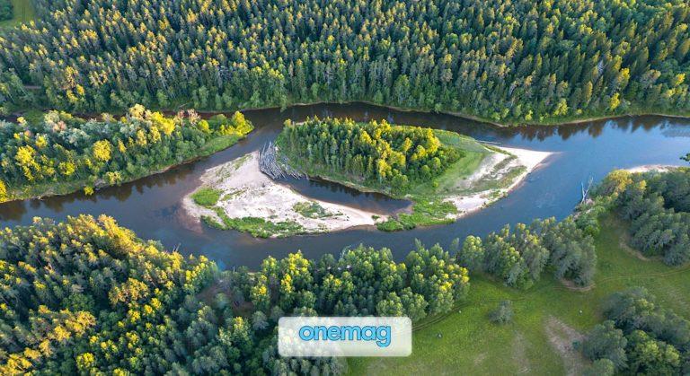 Gauja, la valle imperdibile della Lettonia