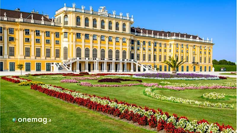 Vienna, castello di Schonbrunn