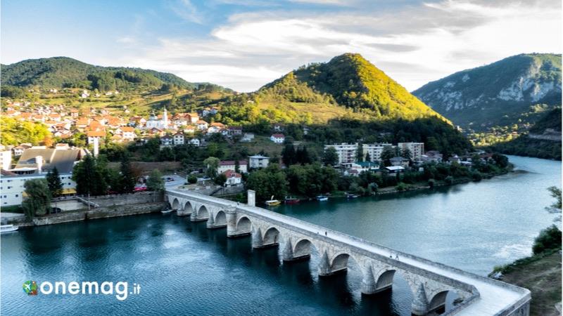 Visegrad, la città dei due fiumi in Bosnia