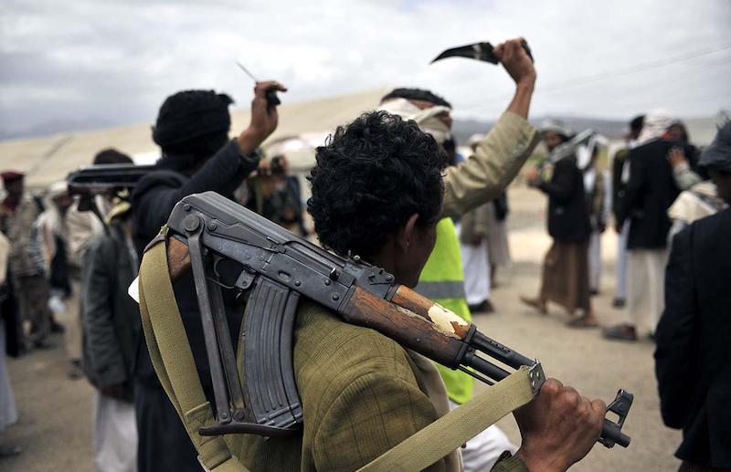 luoghi più pericolosi del mondo, Yemen
