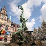 Anversa, la più importante città delle Fiandre