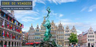 Anversa, centro storico